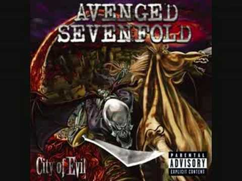 Avenged Sevenfold - Blinded in Chains (Lyrics)