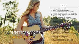Best Country Songs About Duets Ever - Top 25 Greatest Duets In Country Music