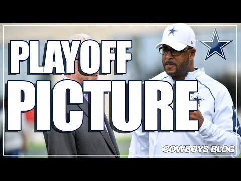 Dallas Cowboys NFL Playoff Picture Update