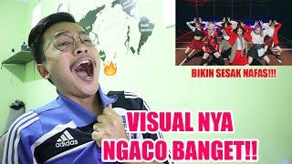 DITAMPAR VISUAL!! EVERGLOW - BON BON CHOCOLAT MV REACTION