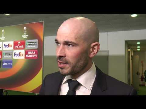 Roma - OL : l'énorme soulagement de Christophe Jallet