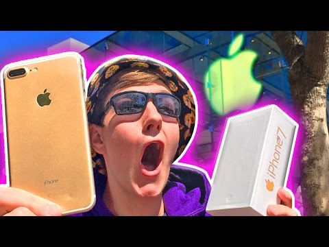 Thumbnail: The $18,119 iPhone 7 Campout Starter Kit