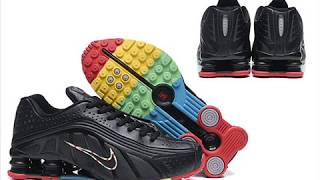 Nike Shox R4 Men Running Shoes Sneakers