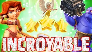 Compo HDV 9 qui ne laisse AUCUNE CHANCE | Simple & Efficace | Clash of clans