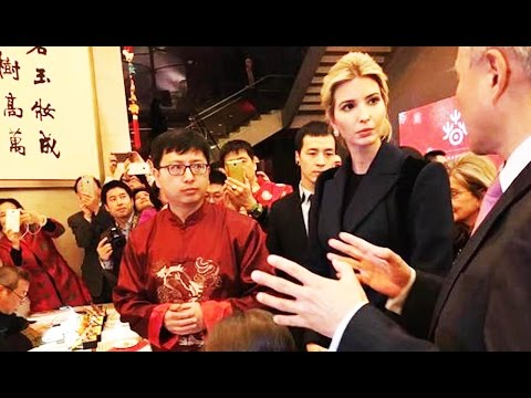 Thumbnail: Ivanka Meets With China And Suddenly Her Trademarks Are Approved!