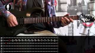Next Girl - The Black Keys ( Guitar Lesson with TABS )