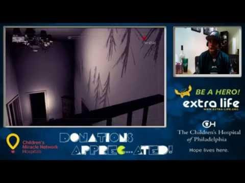 Slender: The Arrival Charity Stream For Children's Hospital of Philadelphia (8-18-16 / Part 1)