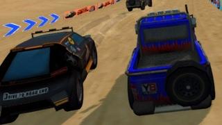 Пустынный шторм (Desert Storm Racing) // Геймплей