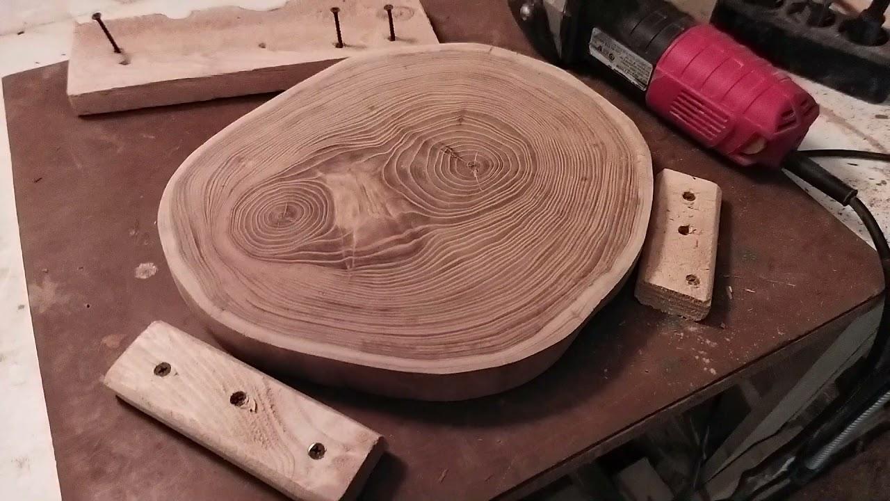 Зачем резать дерево на тонкие круги? Почему оно так дороже?