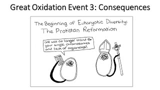 Great Oxidation Event: Consequences