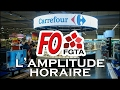 #FGTA-FO - NAO Carrefour 2017 - L'amplitude horaire
