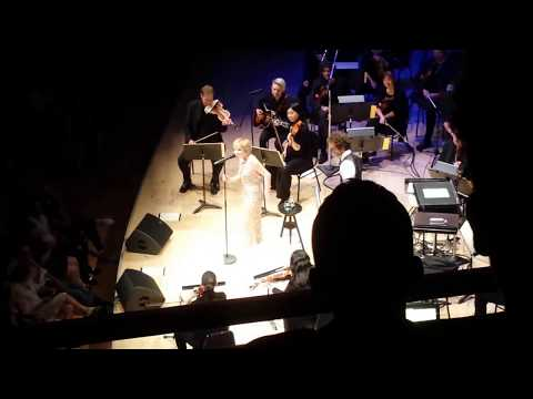 "Carly Rae Jepsen - ""Tug Of War"" live with the Toronto Symphony Orchestra"