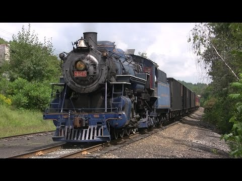 Reading and Northern Steam -