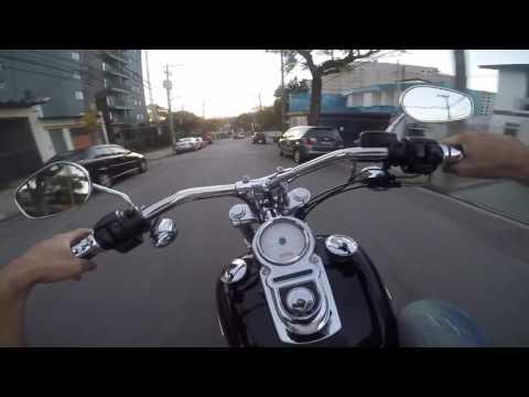 Harley Davidson Dyna Super Glide 1600cc - Test Ride