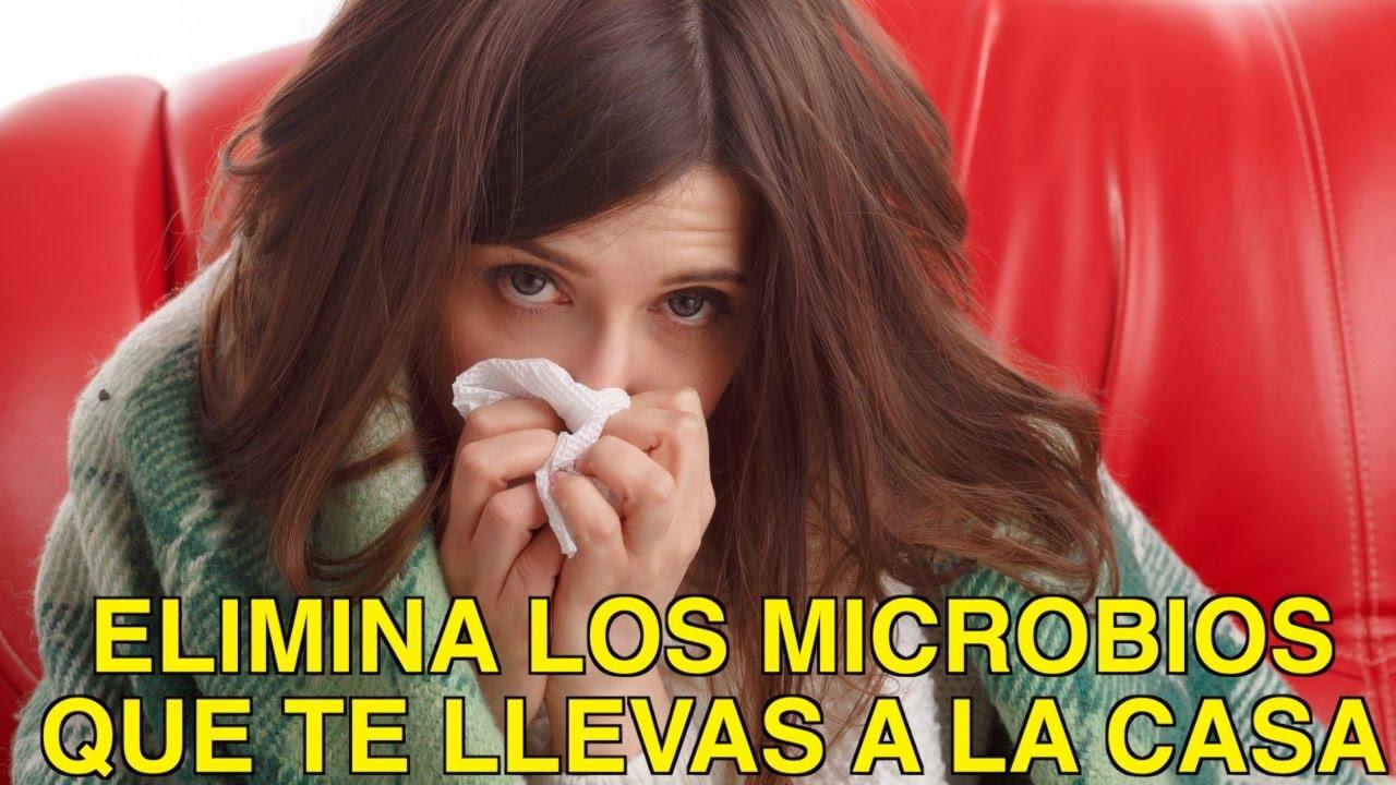 My fear of germs. Video hablado solo en Inglés. Buen ejercicio para tu oído