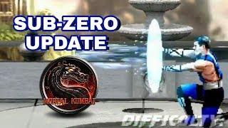 NEW UPDATE - Mortal Kombat Introspection - Sub-Zero Ladder