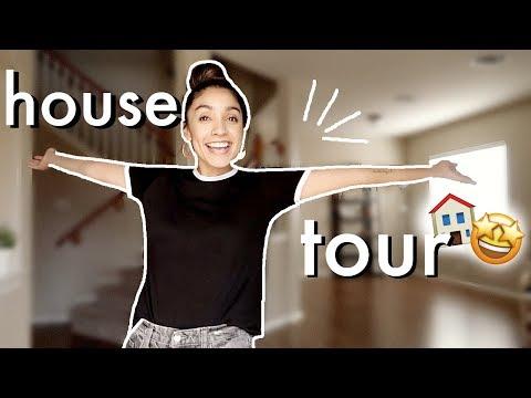 NEW HOUSE TOUR! (SAN ANTONIO, TX) | Mel and Shane