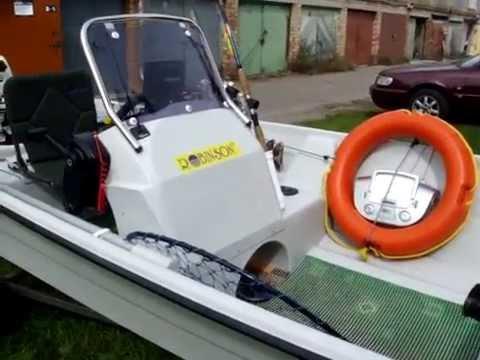 Nordline 41M fishing boat