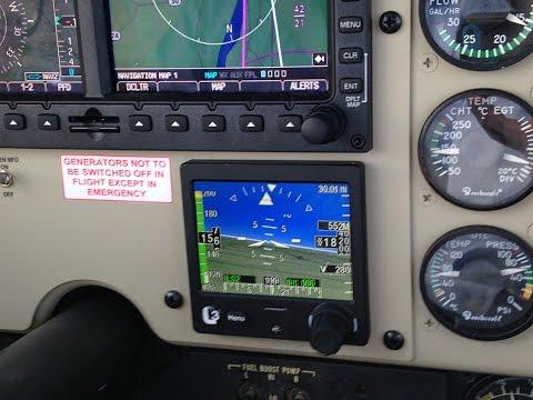 L-3 Genesis EFIS Flight Trial