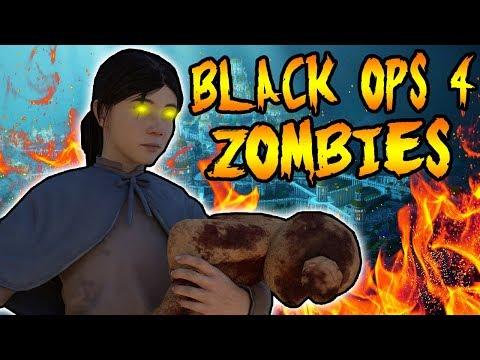 BLACK OPS 4 ZOMBIES HEADQUARTERS! ATLANTIS MAP! NEW JUGGERNOG PERK (Things I Want in BO4 Zombies)