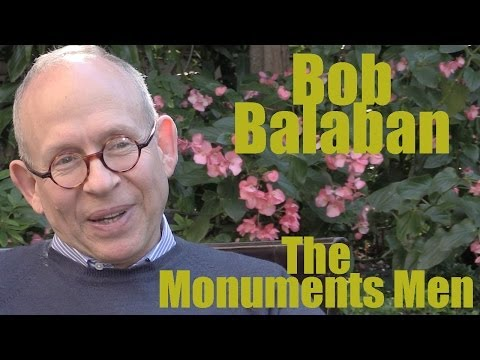 DP30: Bob Balaban is a Monuments Man