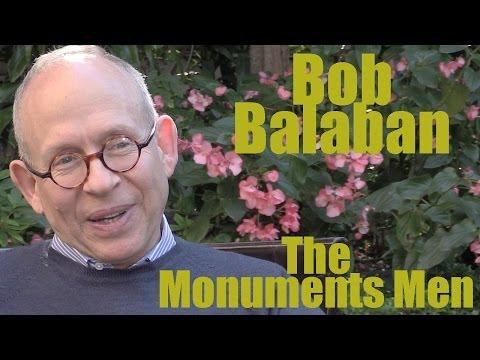 DP/30: Bob Balaban is a Monuments Man