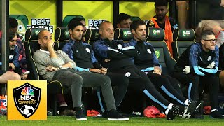 Netbusters: Manchester City lose in miracle upset v. Norwich City | Premier League | NBC Sports