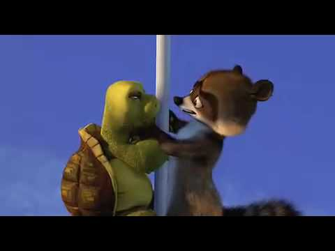 Over the Hedge Trailer - YouTube