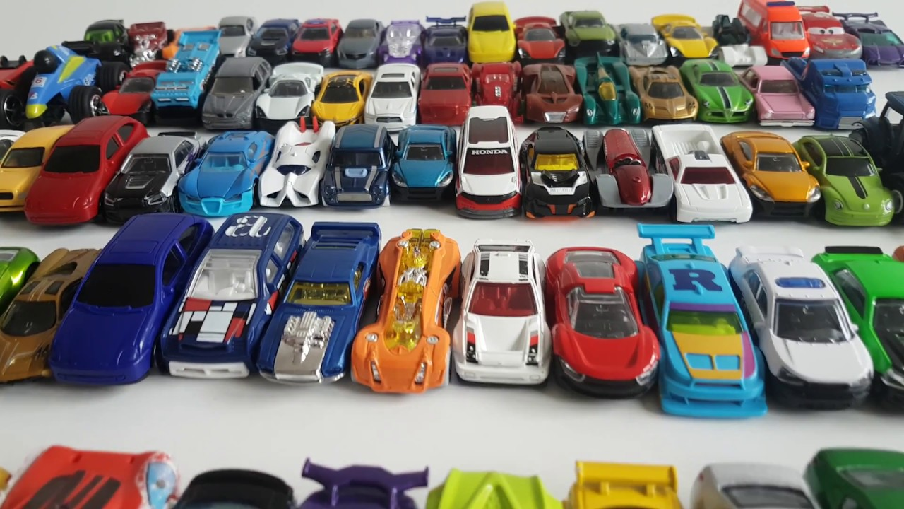 hot wheels cars for kids hot wheels 70 small cars videos for children