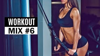 Best Gym Music 2017 - Workout Motivation Mix #6- EDM Electro & Hardstyle