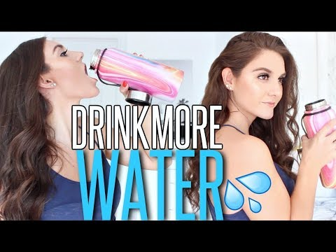 20 Lifehacks for Consuming More Water