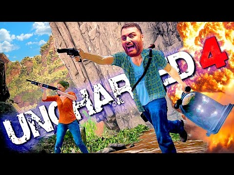 In HOT WATER at Paradise - Part 6 UNCHARTED 4: A Thief's End