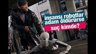 Ömer EKİNCİ :  İnsansı robotlar adam öldürürse suç kimde