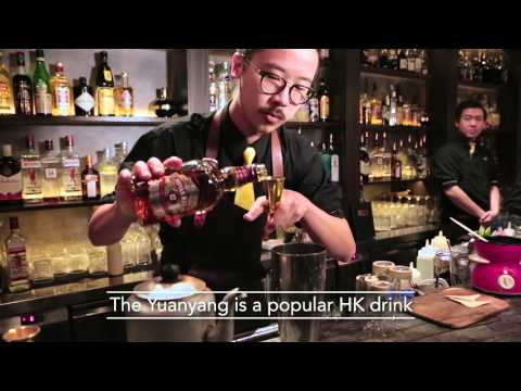 HK No.1 Whisky Cocktail presented by Chivas Masters Winner Dave Lam