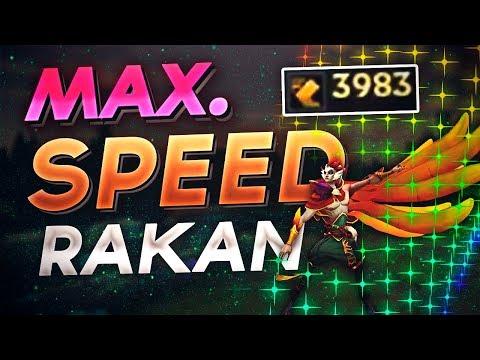 MAX SPEED RAKAN IS SUPER EASY CARRY! RAKAN SEASON 8 SUPPORT GAMEPLAY - LEAGUE OF LEGENDS