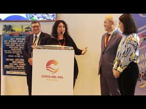 Presentación Vélez-Málaga en Fitur 2019