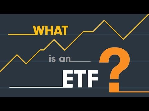 WTF Is an ETF?