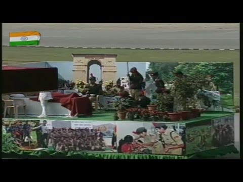 Prime Minister's NCC Rally 2016 - LIVE