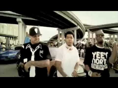 Three 6 Mafia - Lil' Freak (Ugh Ugh Ugh) (Feat. Webbie) Music Video Celebrity Mix