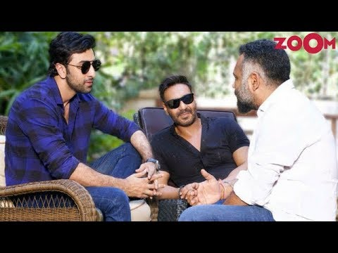 Ajay Devgn And Ranbir Kapoor To Star Together In Luv Ranjan's Next | Bollywood News