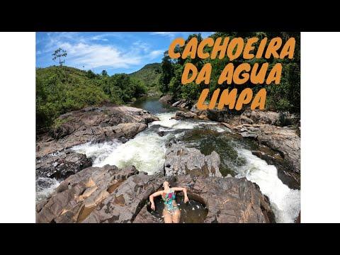 Cachoeira da Água Limpa - Santa Maria Madalena, RJ