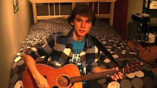 Simple Plan - Crazy (Acoustic Cover) by Janick Thibault