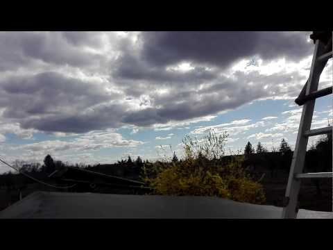p8 lite timelapse from hungary