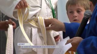 Guyancourt : le judo à l'honneur lors du tournoi des Samouraïs