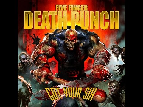 five finger death punch this is my war