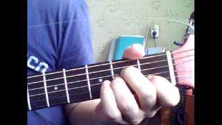 Трофимов - Город Сочи (Аккорды на гитаре)