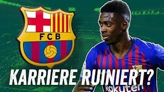 Ousmane Dembélé: Superstar bei Borussia Dortmund - Rauswurf beim FC Barcelona?