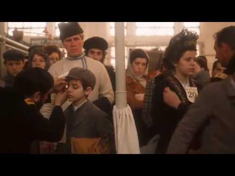Vito Corleone Young   Ellis Island