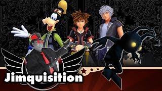 Kingdom Hearts Is Stupid Gibberish (The Jimquisition) thumbnail