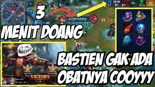 BASTIEN MM OVER POWER SAAT INI??? 3 MENIT LANGSUNG LEGENDARY - HEROES ARENA INDONESIA